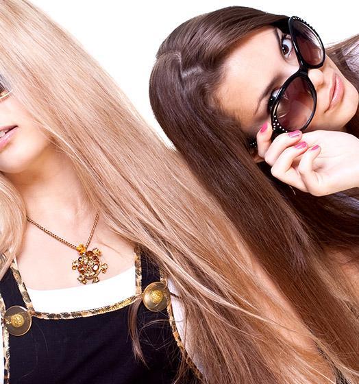 Rajout de cheveux dans votre salon de coiffure, à Roncq