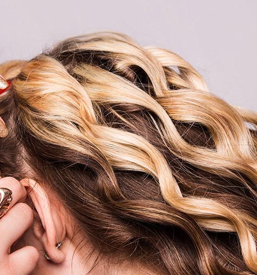 Extensions de cheveux posés par votre coiffeur à Roncq